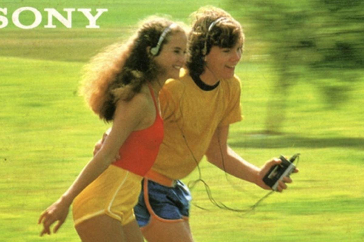 Walkman de Sony