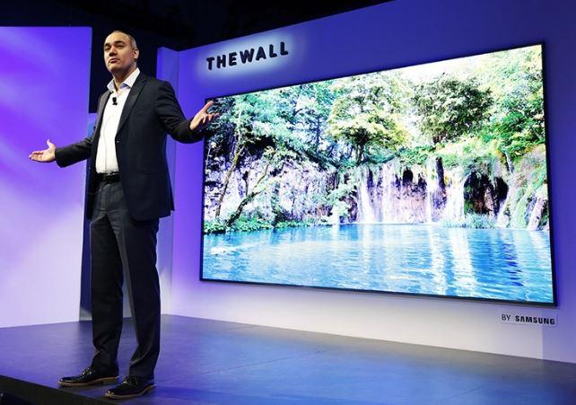 The Wall de Samsung