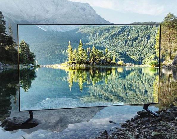 Televisor Samsung disponible en ielectro.es