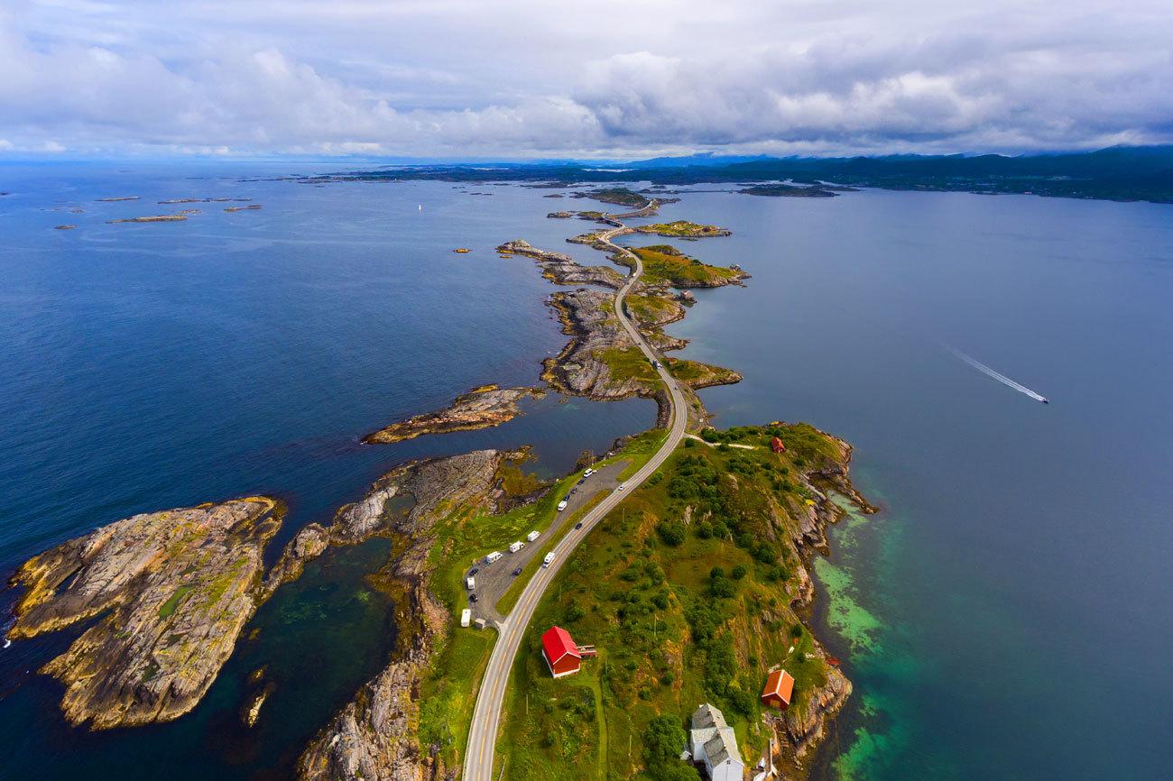 GPS - Carretera del Atlántico - ielectro