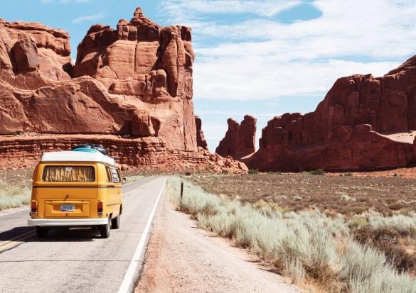 GPS - Viaje por carretera - ielectro
