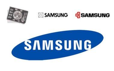 Logo de Samsung al largo de la historia