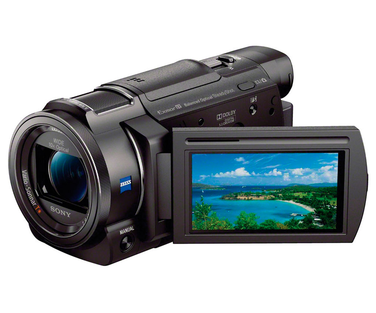 Sony FDRAX33 en ielectro