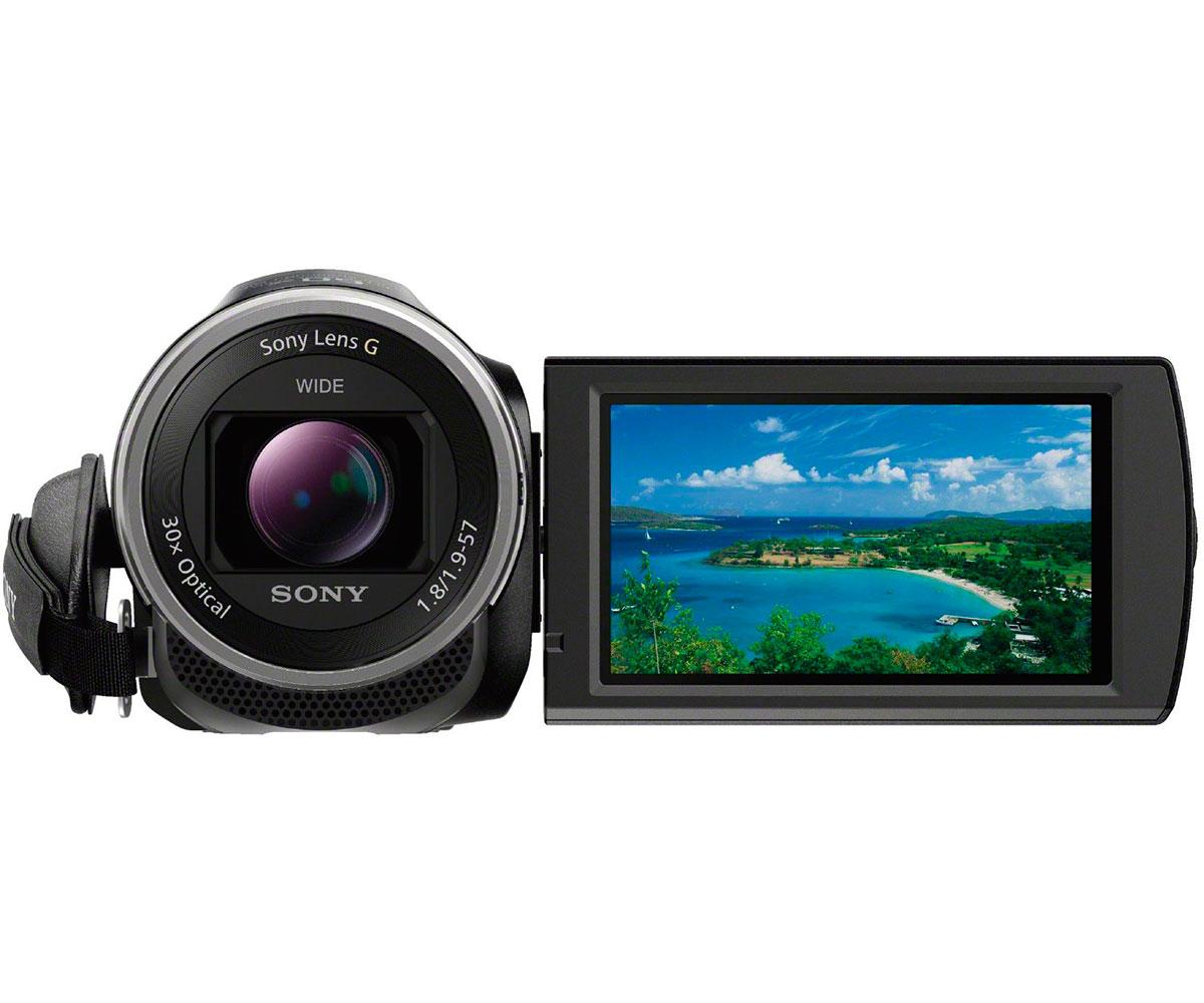 Sony HDRCX625B en ielectro