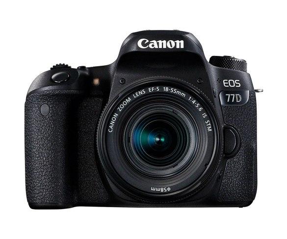 Canon EOS 77D en ielectro