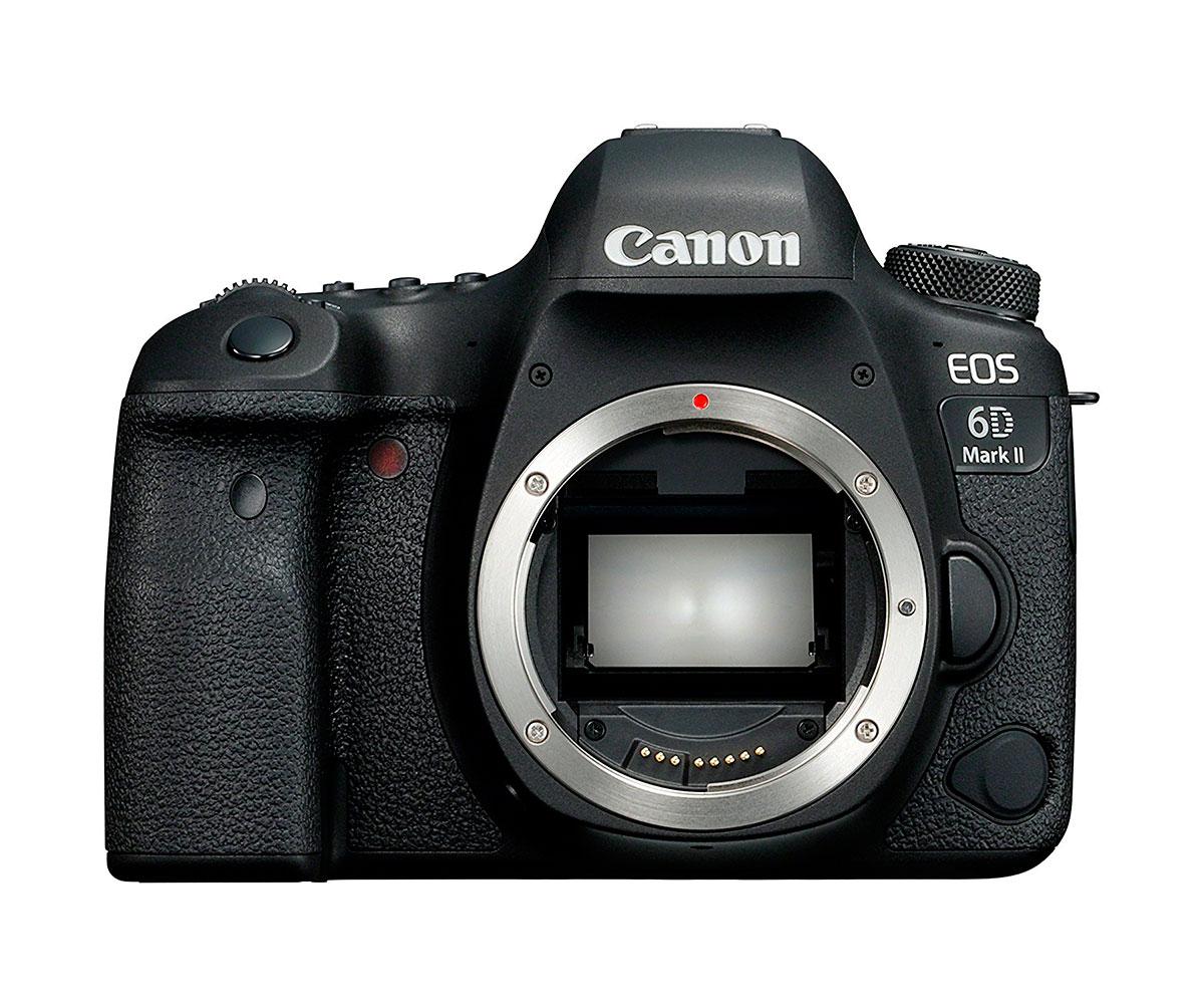 Canon EOS 6D Mark II en ielectro