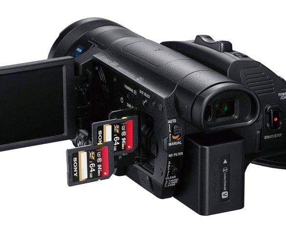 Sony FD-AX700 en ielectro