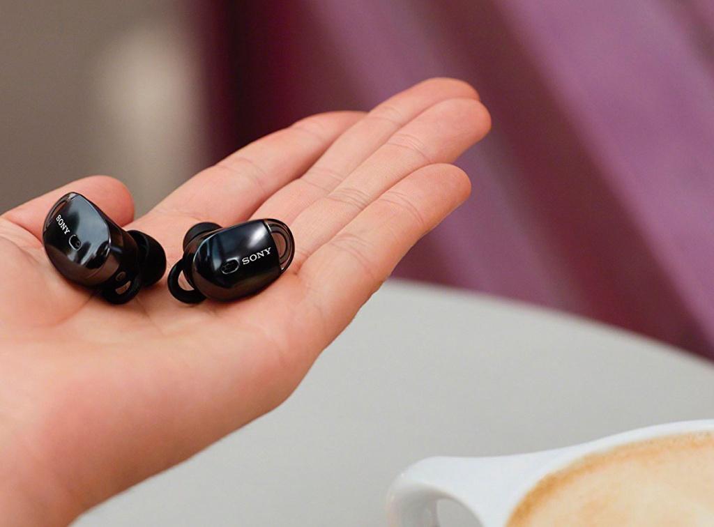 Auriculares Sony WF-1000X en ielectro