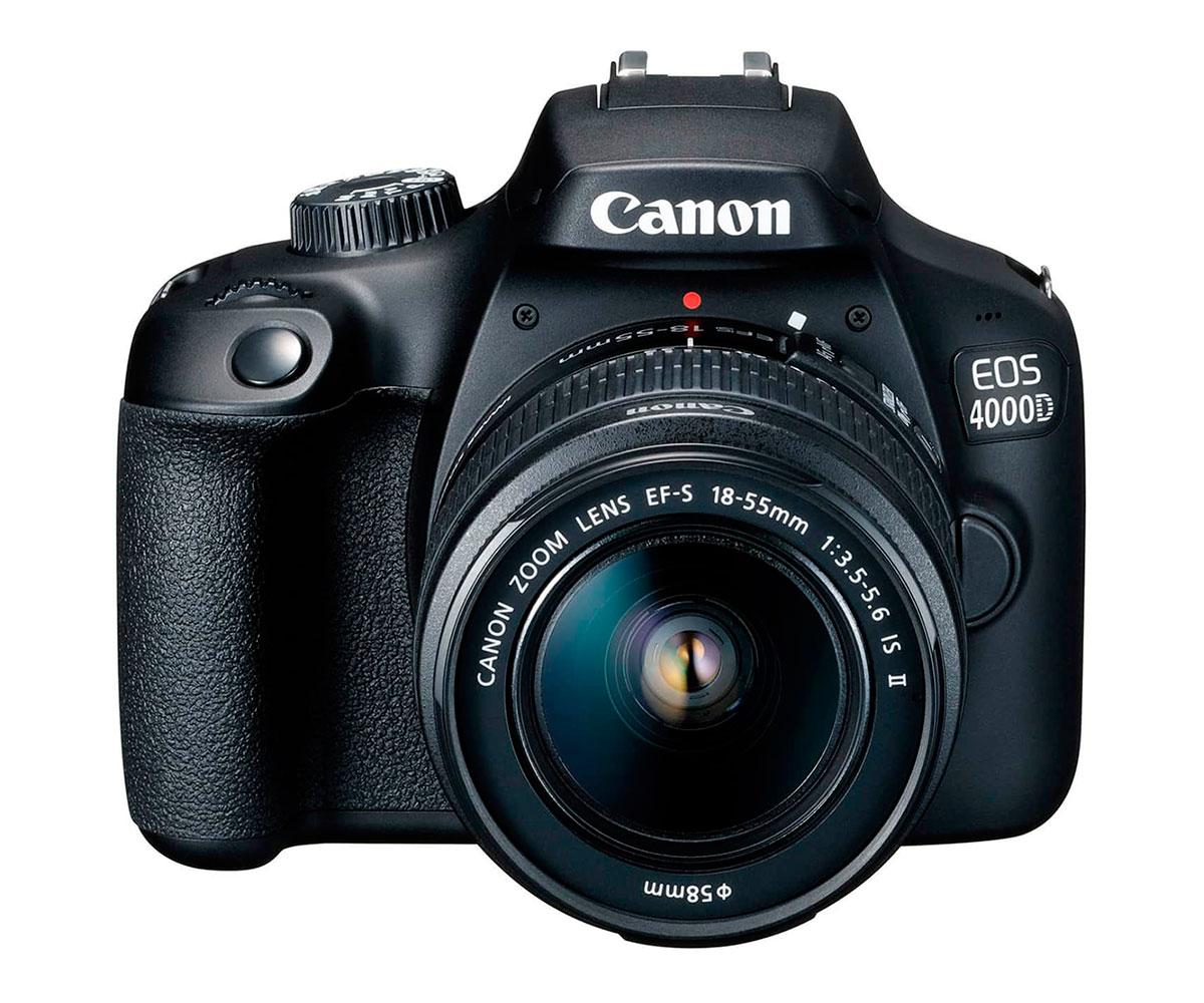 Canon EOS 4000D en ielectro