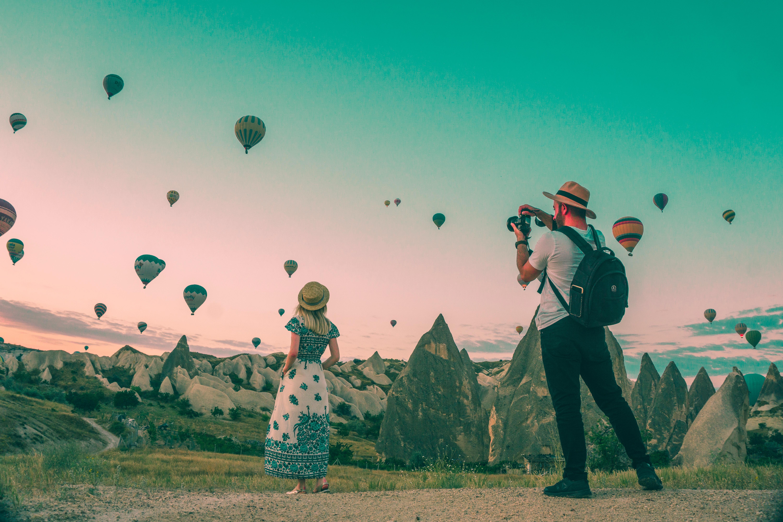 Cómo grabar los mejores vídeos de viajes